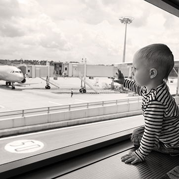 Travelling with Infants