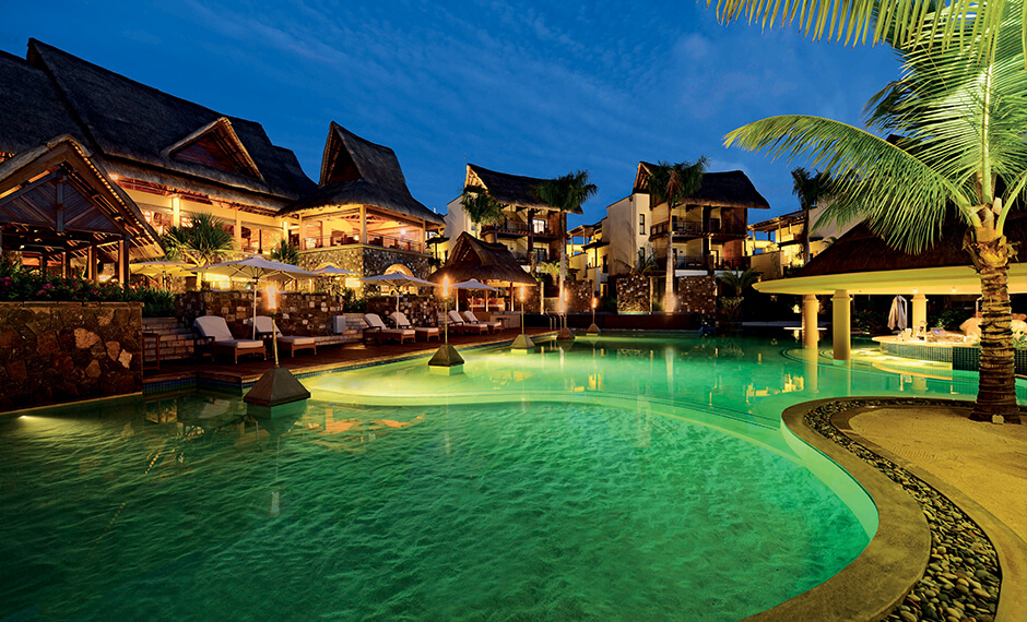 Top pools in Mauritius