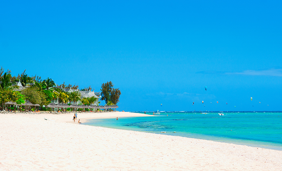Le Morne - visit Mauritius' beaches this Easter