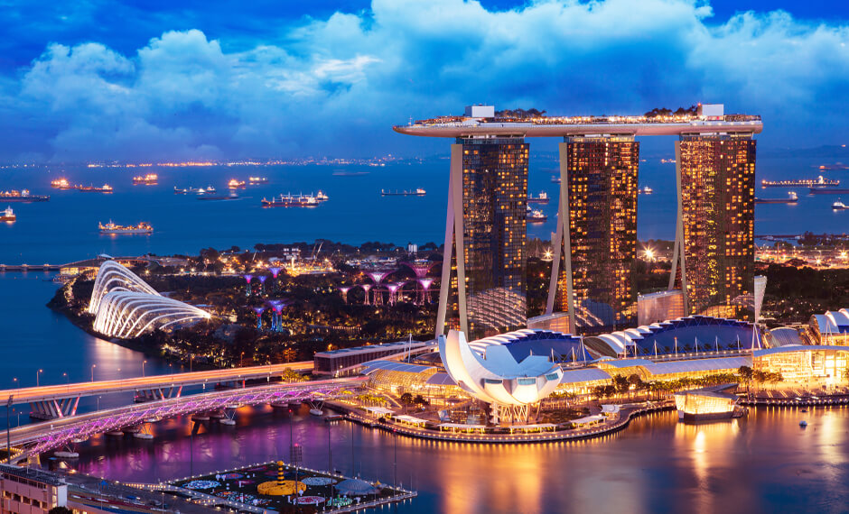 Singapore for foodies