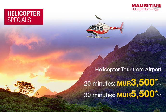 Mauritius Helicopter Offre EOY Nov 2020