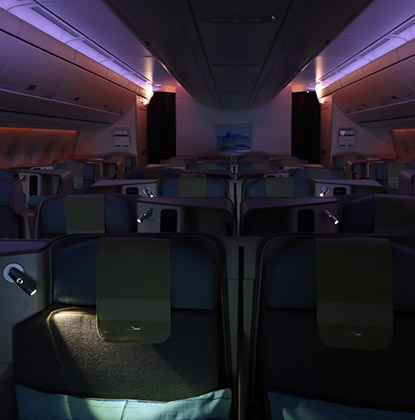 A350 Moodlighting