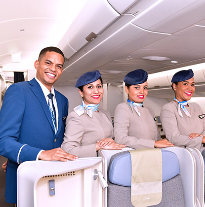 Vacancies at Air Mauritius