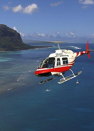 Helicopter Transfers & Tours