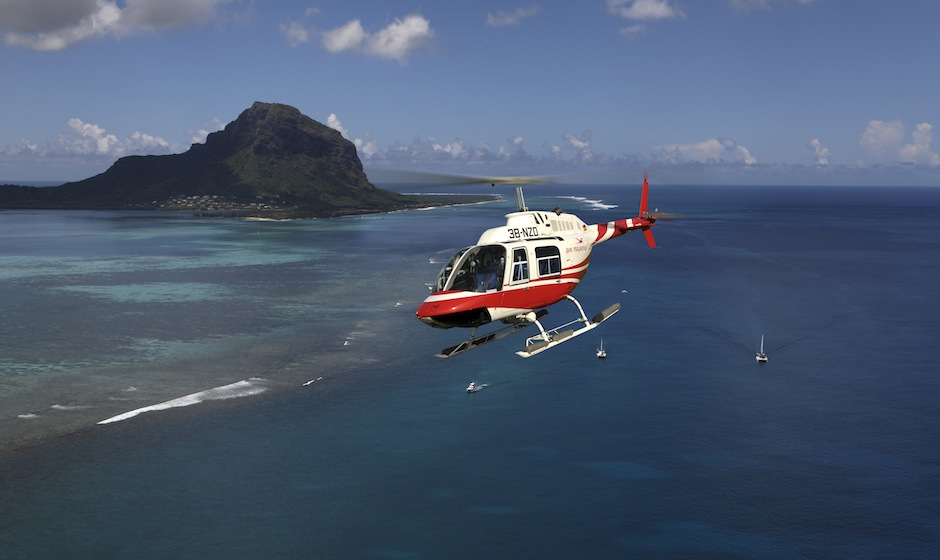 Helicopter Air Mauritius
