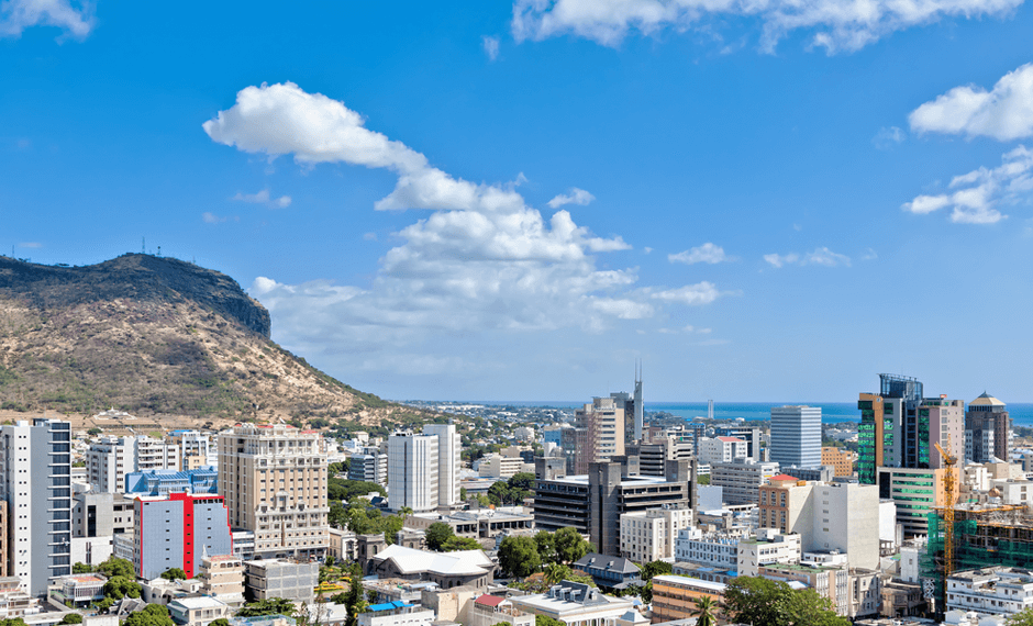 Port-Louis, capital of Mauritius ready to become a tech hub
