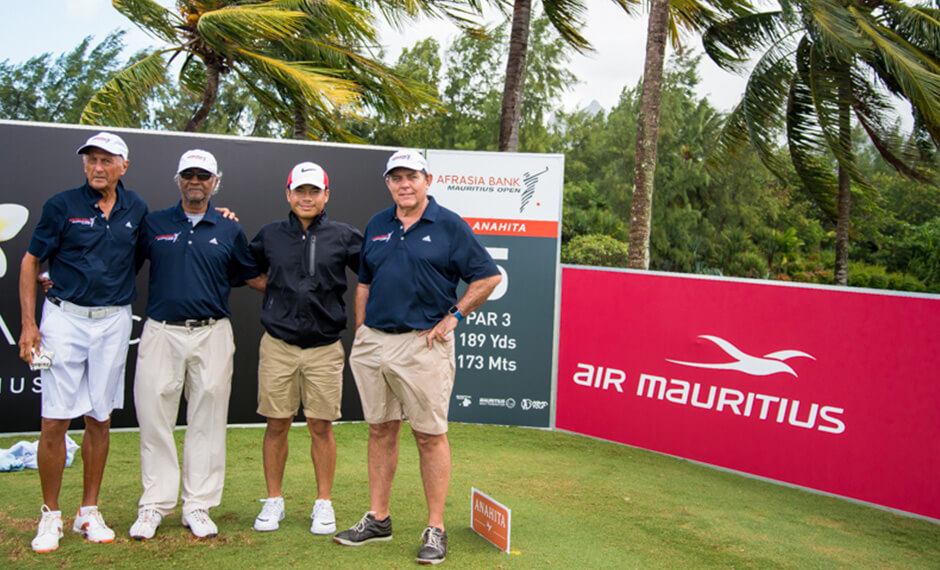 AfrAsia Bank Mauritius Open, sponsored by Air Mauritius