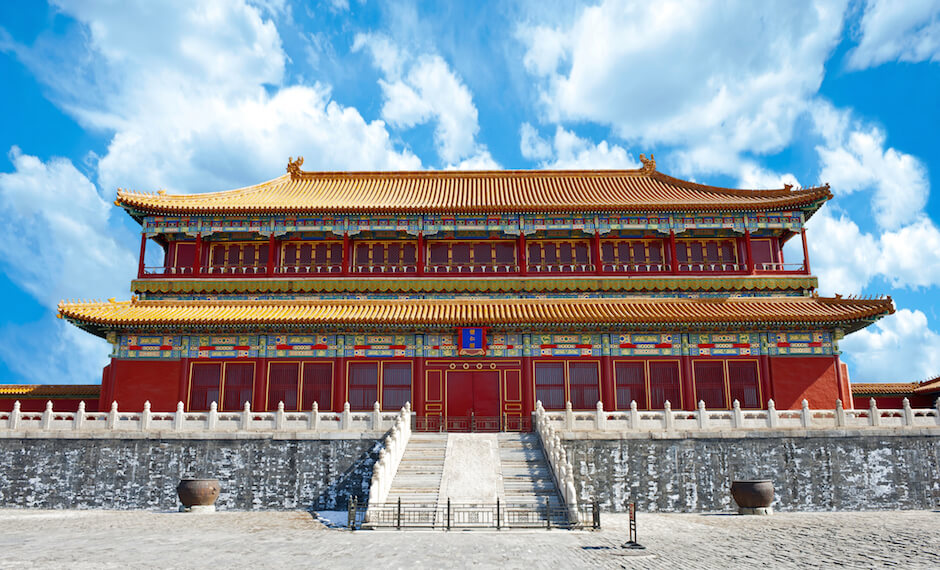 Uncover the Forbidden City with new flights to China