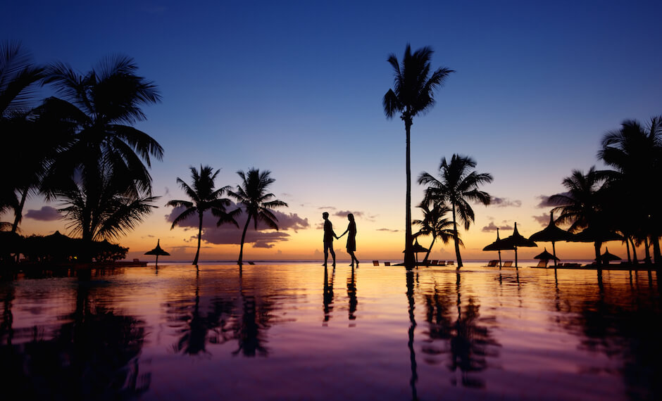 Find romance in Mauritius
