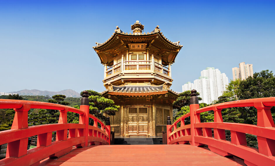 Strole through the Nan Lian Garden with new flights to China