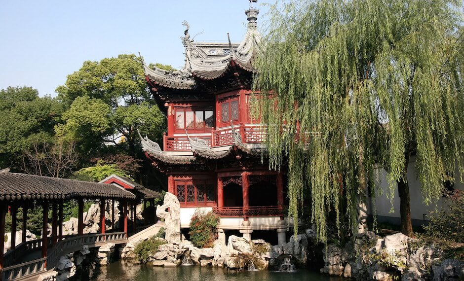 Discover Yu Garden with new flights to China