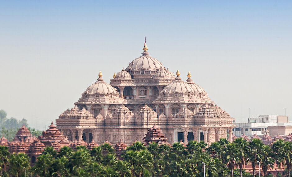 Swaminarayan Akshardham is one of the beautiful attractions of Delhi