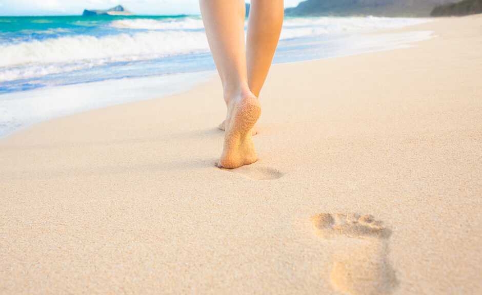 Barefoot bliss in Mauritius