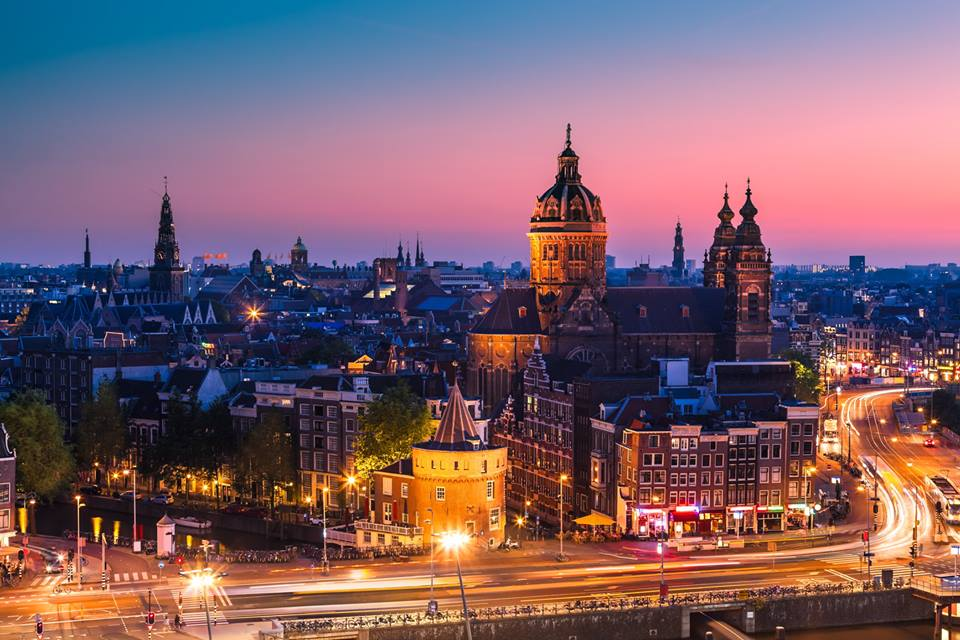 Fly to Amsterdam with Air Mauritius and KLM