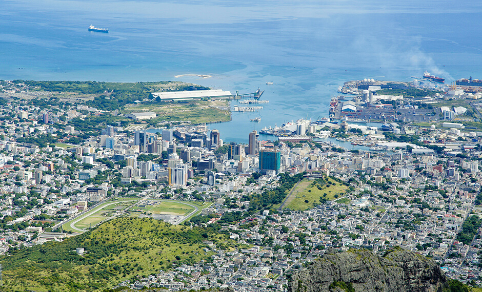 Mauritius business confidence - Port Louis